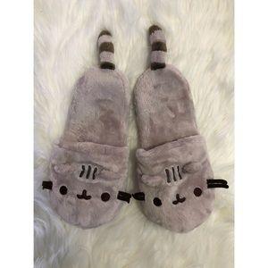 965050cc2a11 Gund Shoes - Pusheen Stuffed Animal Slippers Cat Plush